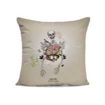 COUSSIN SILENCE ETERNEL - 40 x 40