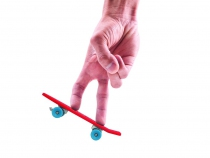 Decapsuleur skate board