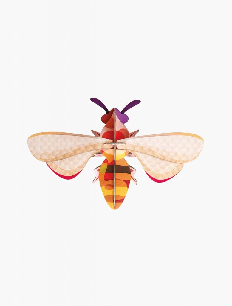 Décoration murale Honey Bee - studio ROOF