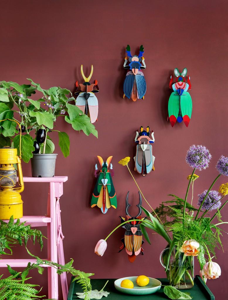Décoration grasshopper - Studio Roof