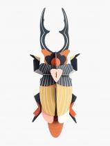 Décoration Giant stag scarabée - studio ROOF