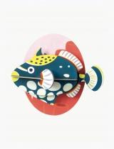 Décoration murale Clow Triggerfish - Studio Roof