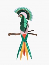 Décoration murale paradise bird - studio ROOF