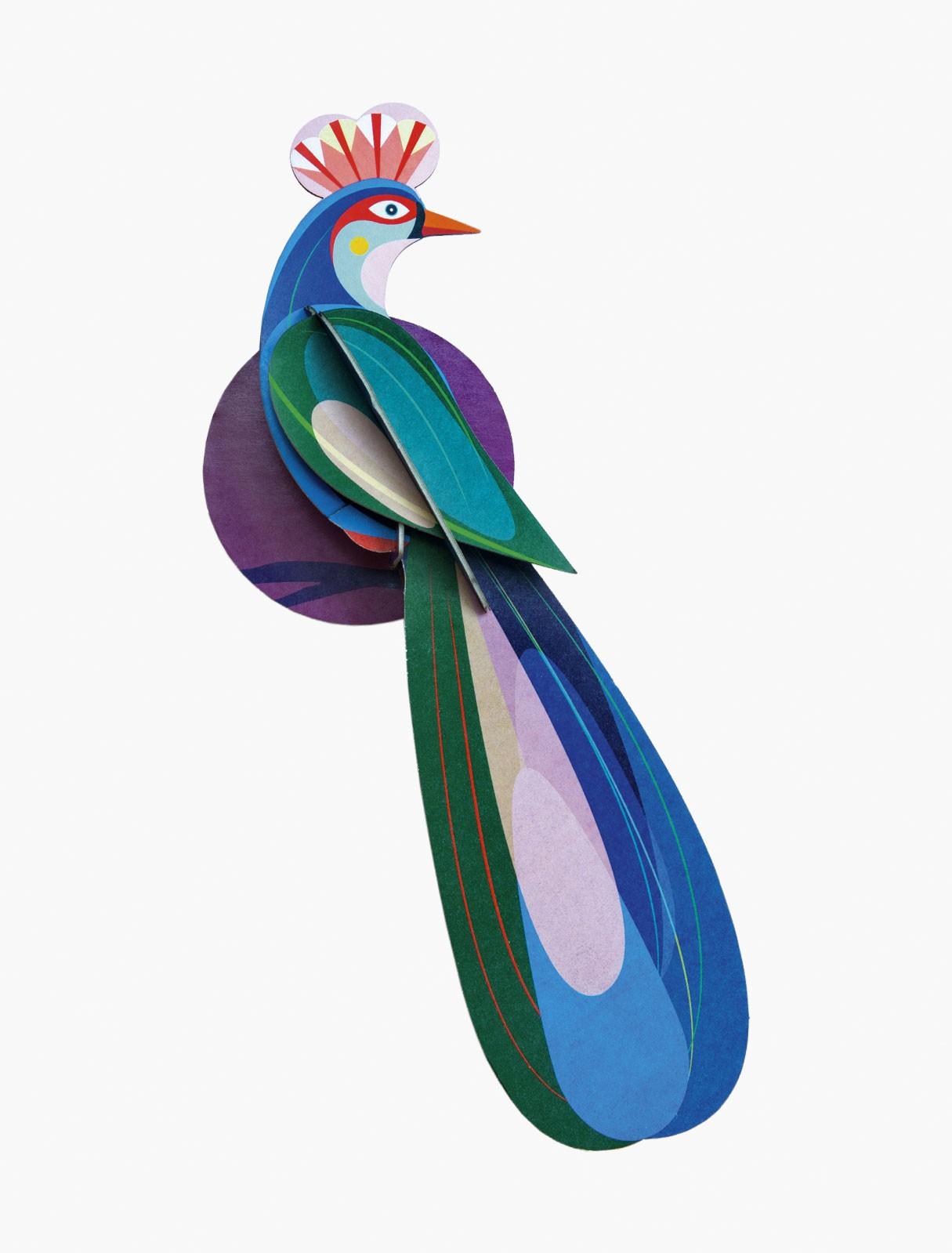 Décoration murale Totem Paradise Bird, Banda - Studio Roof