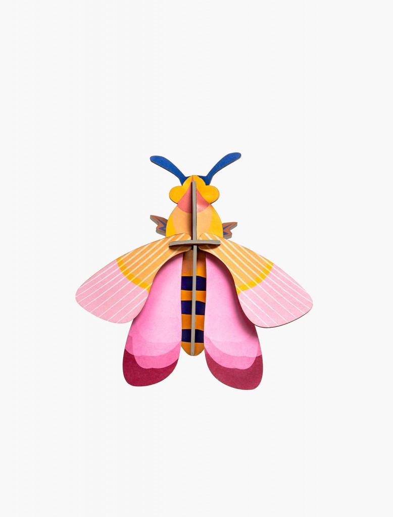 Décoration pink bee - Studio Roof
