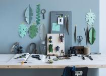 Décoration murale coléoptère - studio ROOF