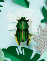 Décoration Scarab Beetle - studio ROOF