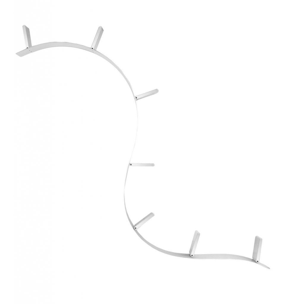 Bookworm 3m - Kartell - Aluminium