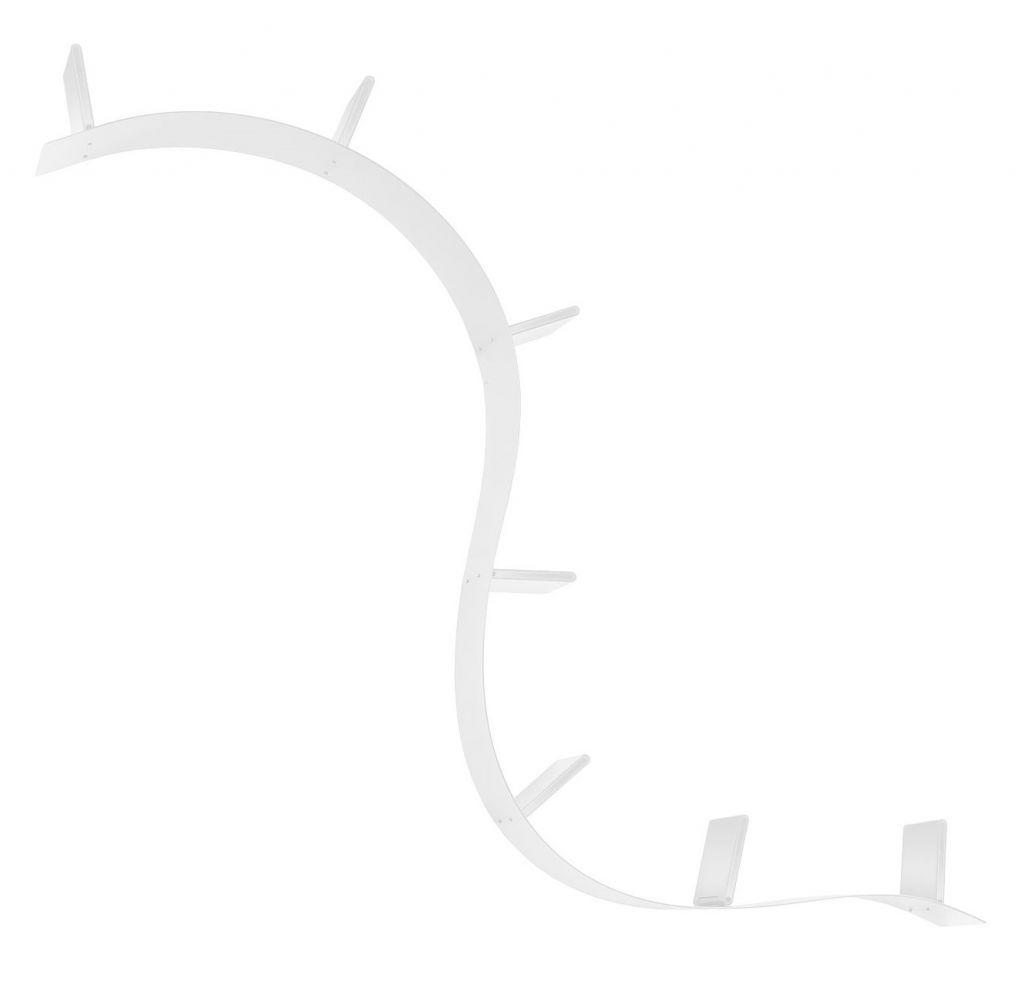 Bookworm 3m - Kartell - Blanche