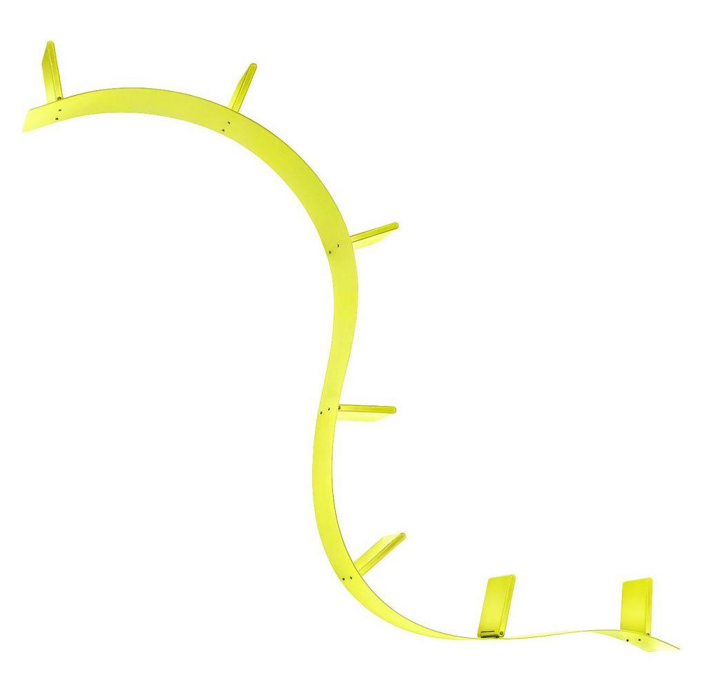 Bookworm 3m - Kartell - Jaune