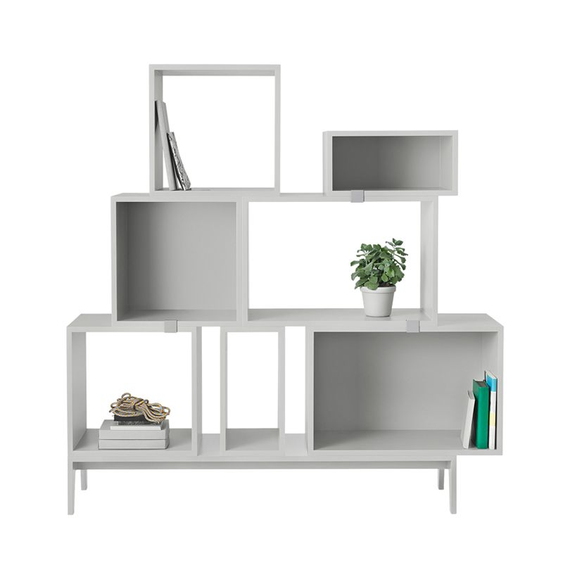 ETAGERE STACKED  MUUTO BIBLIOTHEQUE MEUBLE TV MODULE COMPOSABLE OKXO