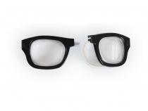 Étui à lentilles de contact lunettes - Bitten