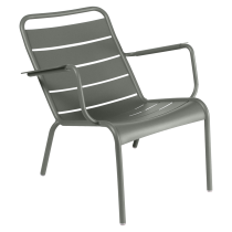 Fauteuil bas Luxembourg - Fermob - Romarin