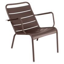 Fauteuil bas Luxembourg - Fermob - Rouille