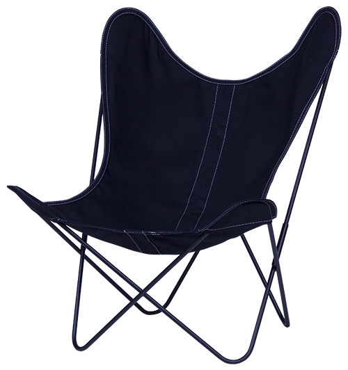 FAUTEUIL BUTTERFLY AA NEW DESIGN NUIT