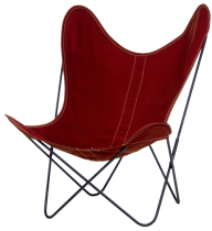 FAUTEUIL BUTTERFLY AA NEW DESIGN TERRE CUITE