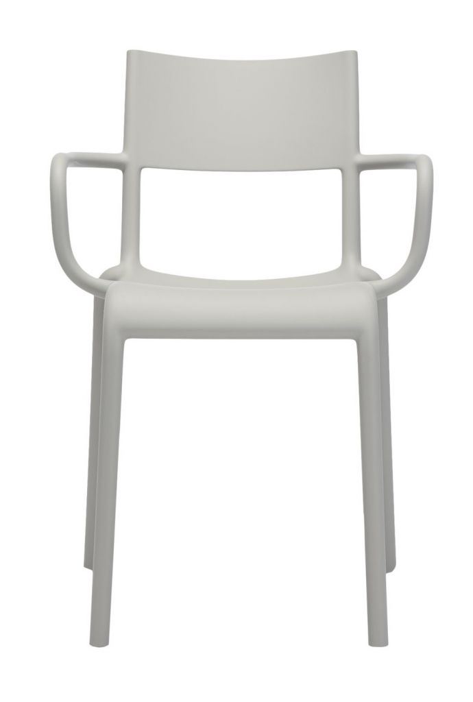 Fauteuil Generic A - Kartell - Gris