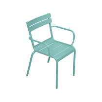 FAUTEUIL LUXEMBOURG KID - Bleu turquoise