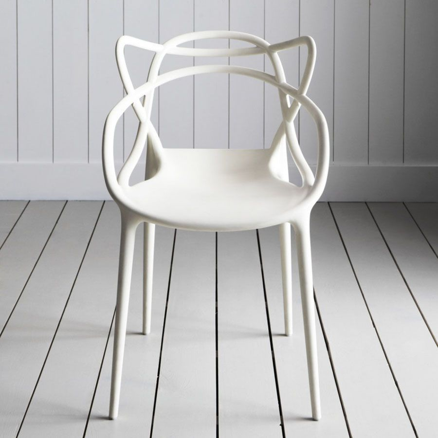 FAUTEUIL MASTERS - Gris clair