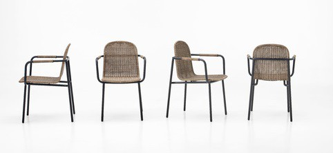 Fauteuil Outdoor Wicked - Vincent Sheppard