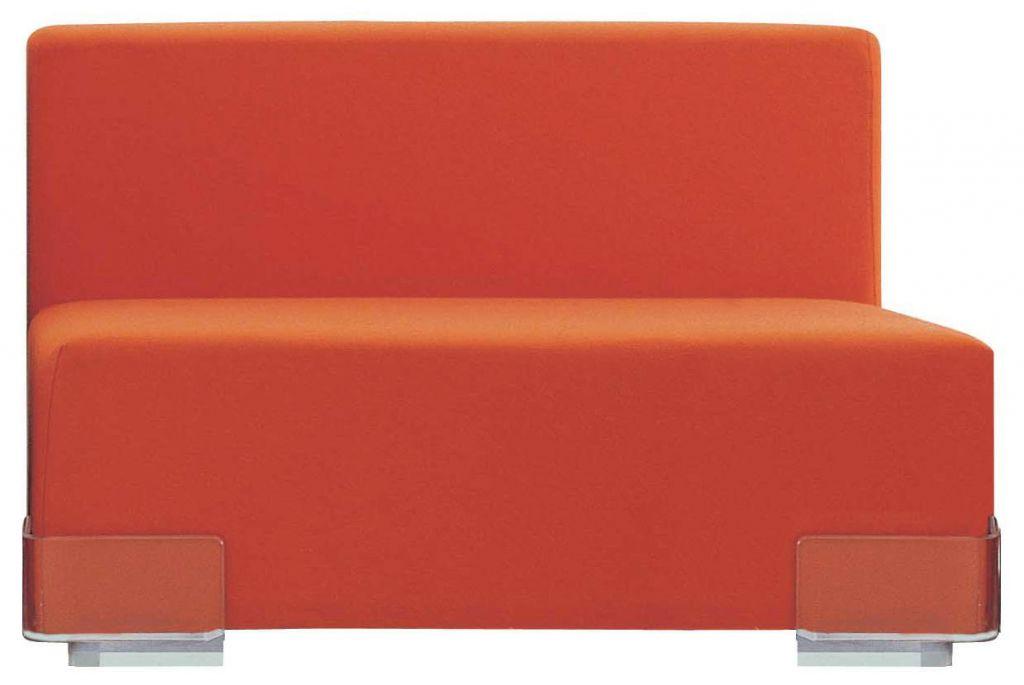 FAUTEUIL PLASTICS - Orange