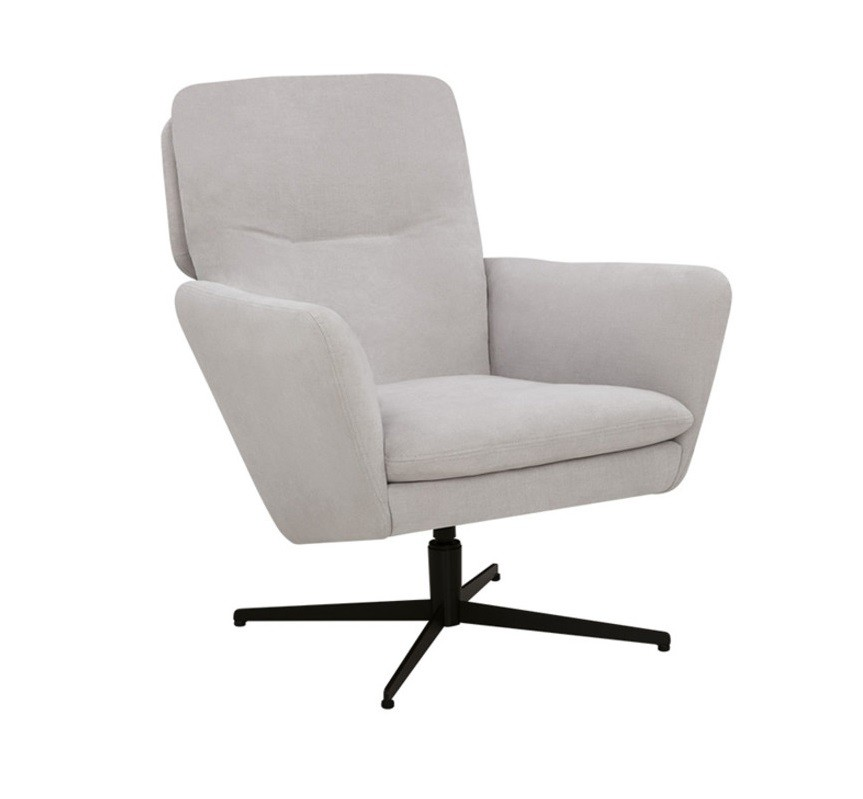 Fauteuil relax Amy - Sits - Tissu caleido