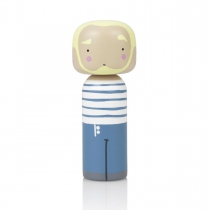 Figurine Jean Paul - Lucie kaas