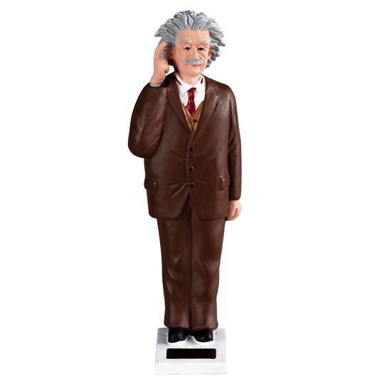 Figurine Einstein - Kikkerland