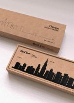 Frise décorative Chicago - theLine