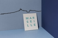 Frise décorative Marseille - theline