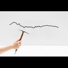 Frise décorative Massif du Mont blanc - The Line