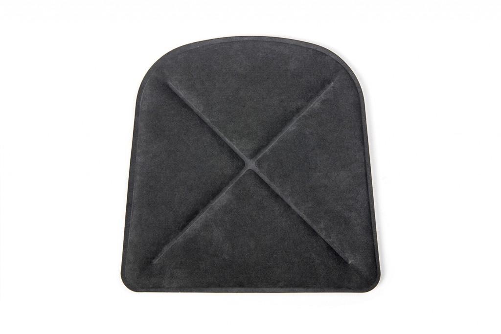 Galette chaise - Alcantara - Tolix