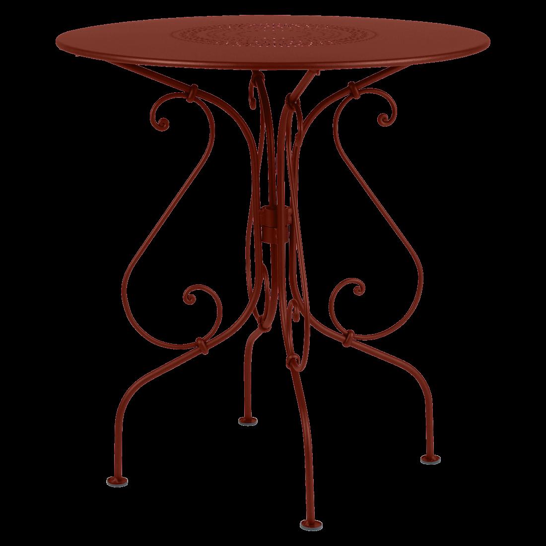 Gueridon 1900 Ø 67 cm - Fermob