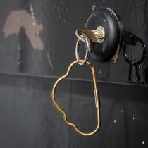 Hello Key Ring porte clefs nuage - Donkey