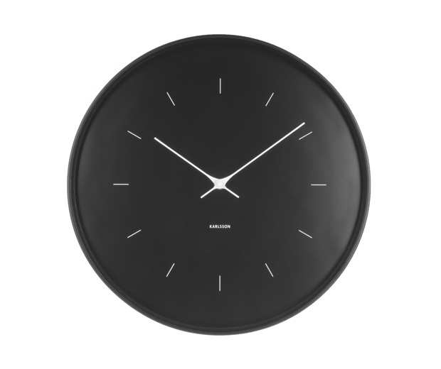 Horloge Butterfly - Large - Karlson - Noir