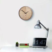 Horloge Madera - Bois clair - Umbra