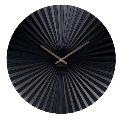 Horloge Sensu - Karlson - Noir