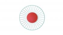 Horloge tricolore - Remember