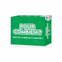 Packaging jeu Pour Combien de la marque orignal Cup ... Le jeu sans limites, dépensez des biffetons pour gagner des paries !
