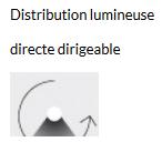 LAMPADAIRE TUAREG - Chromé noir