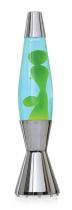 Lampe à lave Astro Baby - Bleu lave vert -  Mathmos