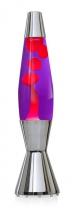 Lampe à lave Astro Baby - Violet lave rouge -  Mathmos