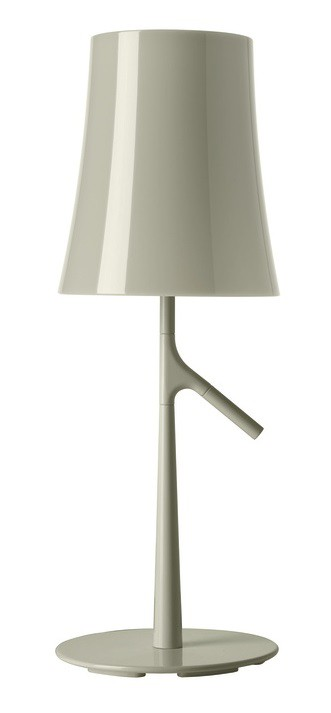 LAMPE A POSER BIRDIE PICCOLA ON/OFF FOSCARINI