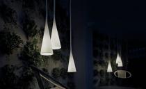 LAMPE A POSER UTO FOSCARINI