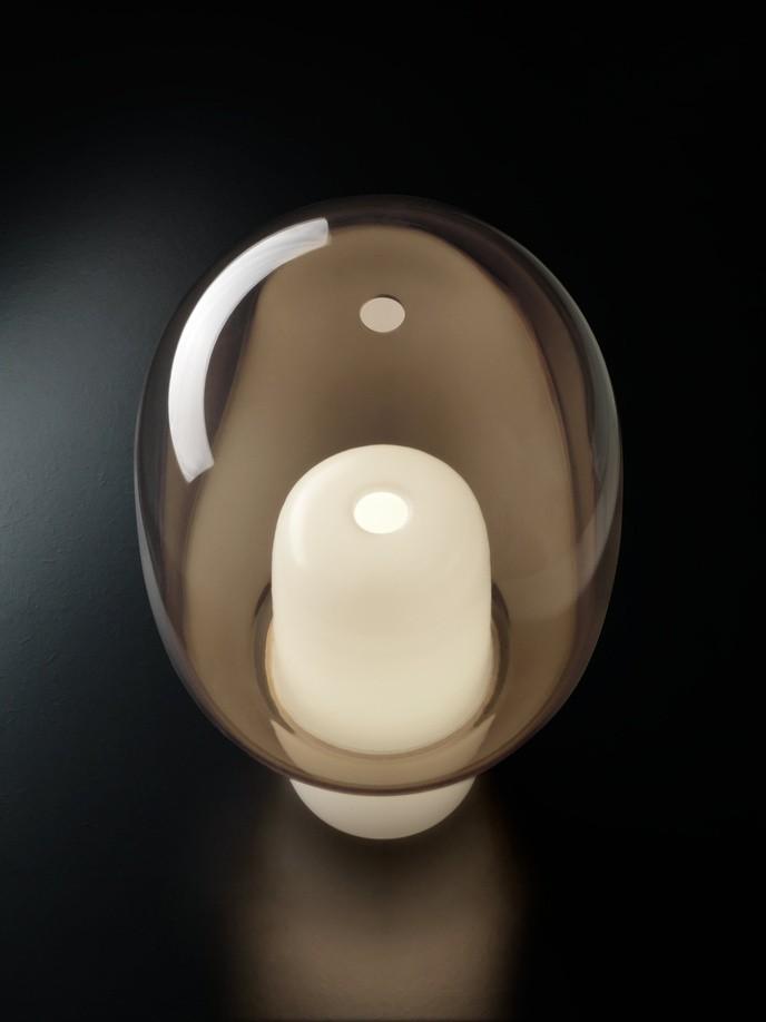 LAMPE A POSER YOKO - Vert