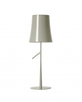 Lampe Birdie Grande - On/off - Foscarini - Grise