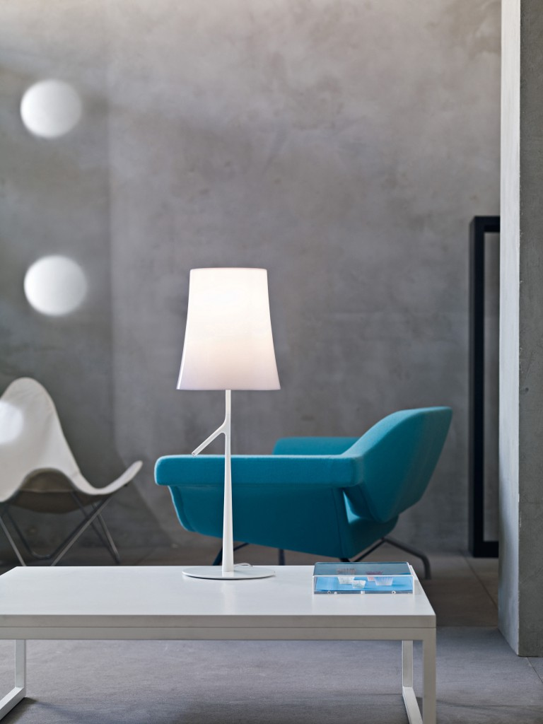 Lampe Birdie Grande - Foscarini - Blanche
