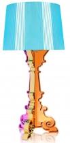 Lampe Bourgie - Métallisé - Kartell - Multicolore bleu