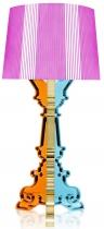Lampe Bourgie - Métallisé - Kartell - Multicolore fuchsia