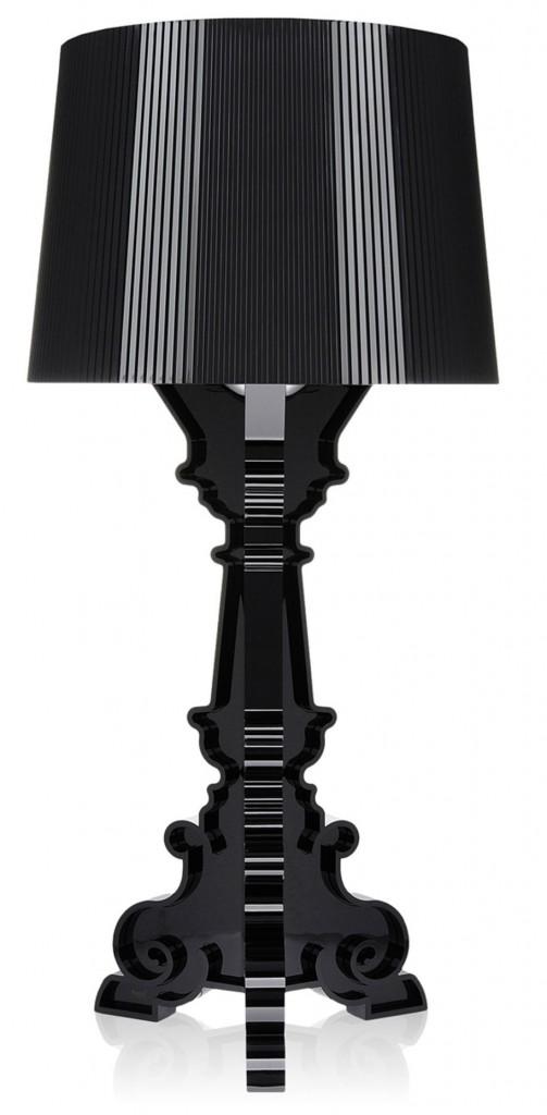 Lampe Bourgie - Kartell - Noir